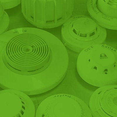 Recycling of ionisation smoke detectors